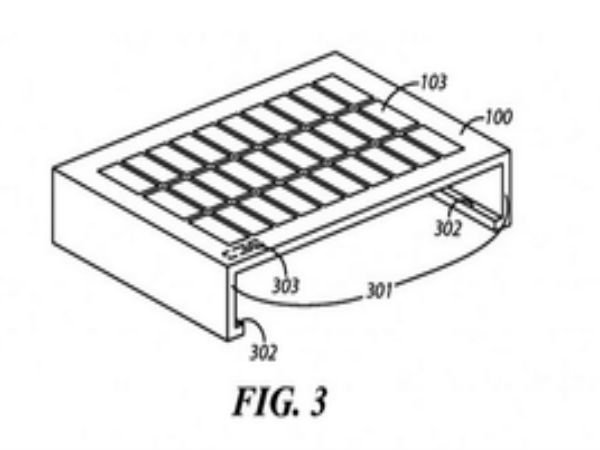 BlackBerry Alloted Patent for On-Screen Temporary QWERTY Keyboard