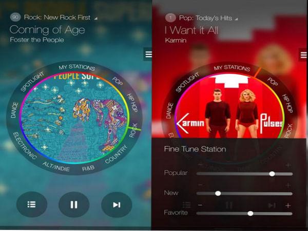 Samsung Milk Music Streaming Radio App Launched