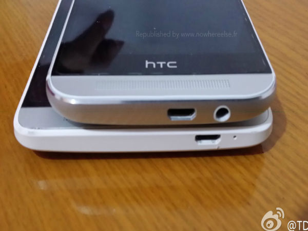 New HTC One Aka M8 Image Gallery Leaks Out