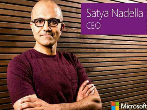 Microsoft CEO Satya Nadella is Proud About India Being Global Tech Hub