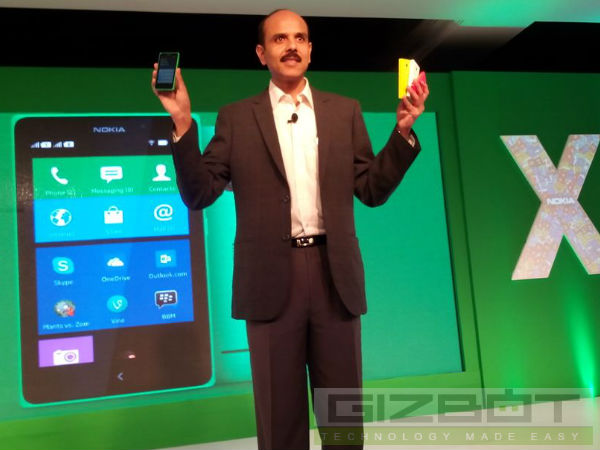 Nokia X Android Smartphone Now Available in India at Rs 8,599