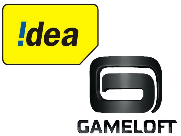 Gameloft, Idea Tie-Up Will Bring More Games To Idea Subscribers