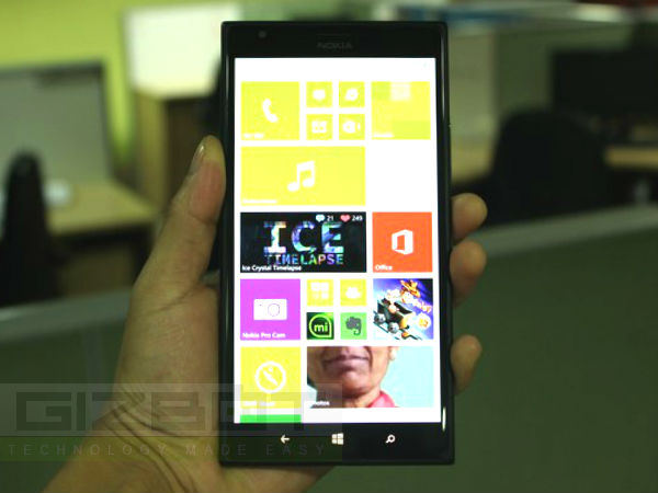 Nokia Lumia 1520 Review: A Great Phone for Hardcore Windows Phone User