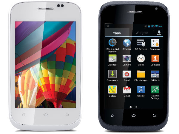 iBall Andi 3.5 Classique Launched At Rs 3,499 Featuring Jelly Bean OS