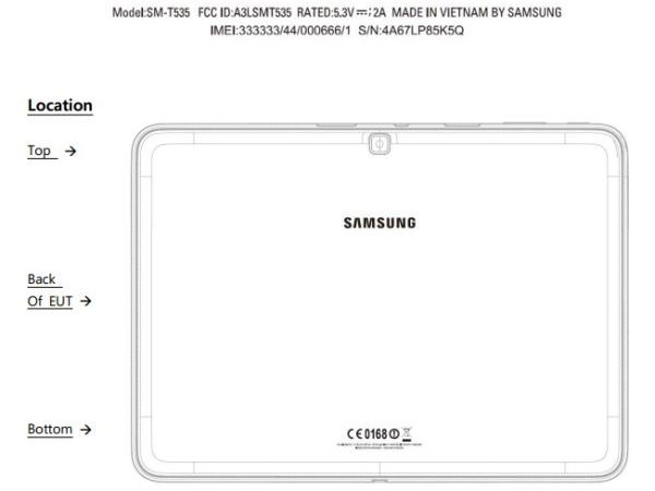 Samsung Galaxy Tab 4 10.1 and Tab 4 8.0 LTE Variant Spotted Online