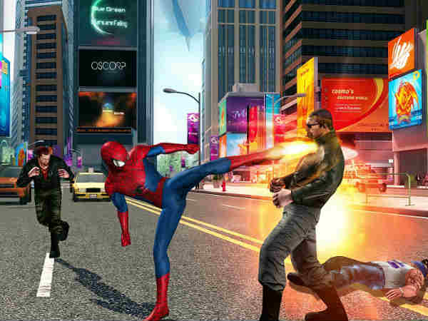 The Amazing Spider-Man 2 Coming to Mobile this April