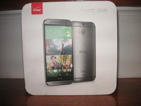 HTC One (2014) Hits eBay Ahead of Anticipated Launch