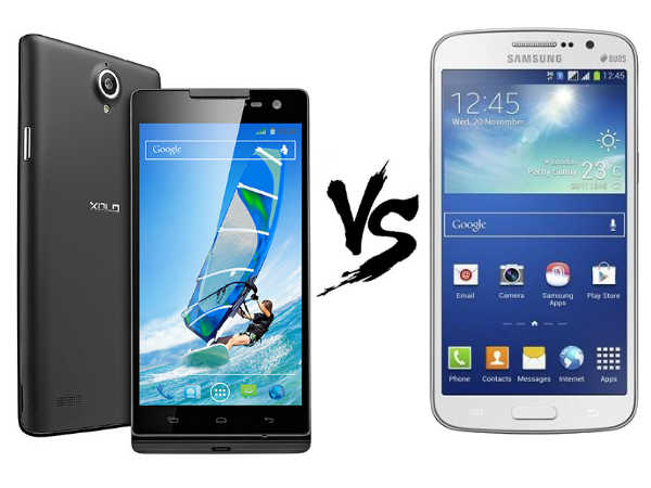 Samsung Galaxy Grand 2 Vs Xolo Q1100: The Best Deal At the Least Price