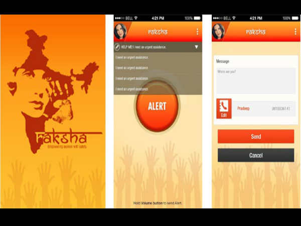 BJP Launches Raksha App for Android: Aims to Ensure Women's Safety