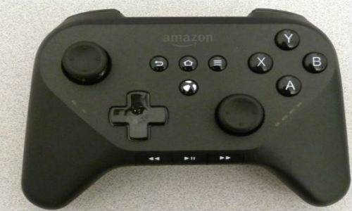Amazon Gaming Controller For Android-Powered Set-Top Box Leaks Online