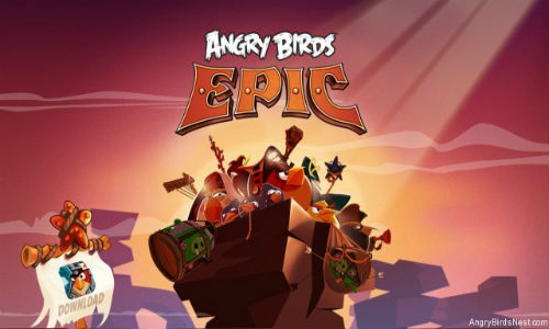 Rovio Shows Angry Birds Epic In New Gameplay Trailer