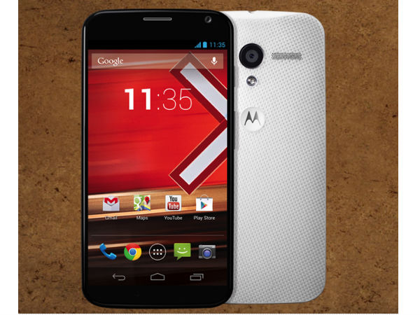Moto X Launched at Rs 23,999 in Two Color Variants in India