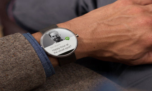Google Unveils 'Android Wear', A Platform Tailor-Made For Smartwatches