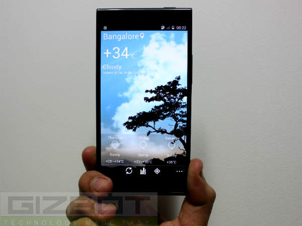 Gionee Elife E7 Review: A Smartphone With the Potential To Rise