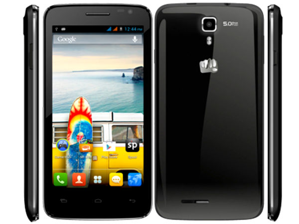 Micromax Canvas Juice A177 Now Available For Rs 8,490