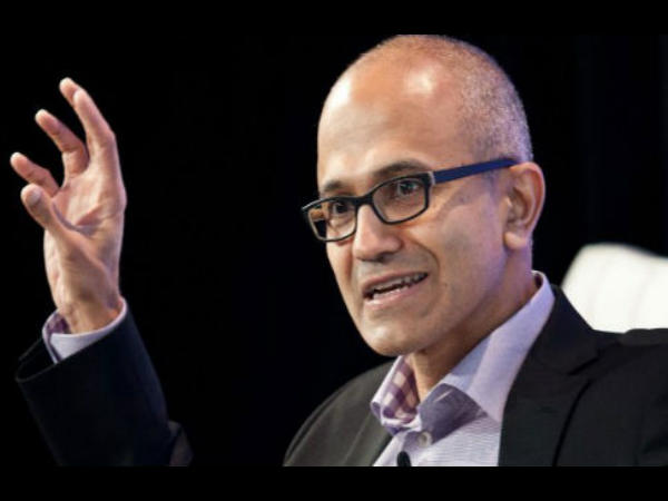 Microsoft CEO Position Beyond 'Wildest Dreams,' Says Satya Nadella