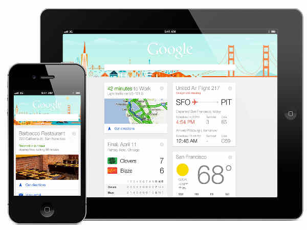 Android-Based Google Search App Updated with Glass-like Voice