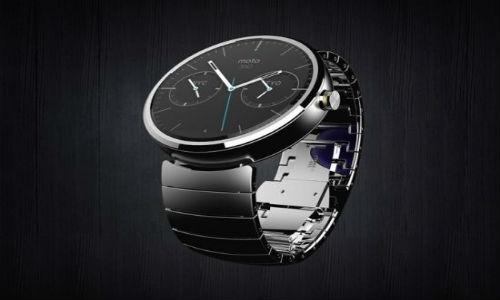 Motorola Moto 360 Smartwatch Tipped To Feature Wireless Charging