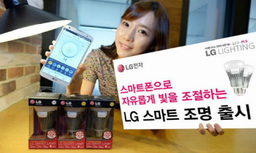 LG Smart Bulb For Connected  Devices Makes Future Lighting Affordable