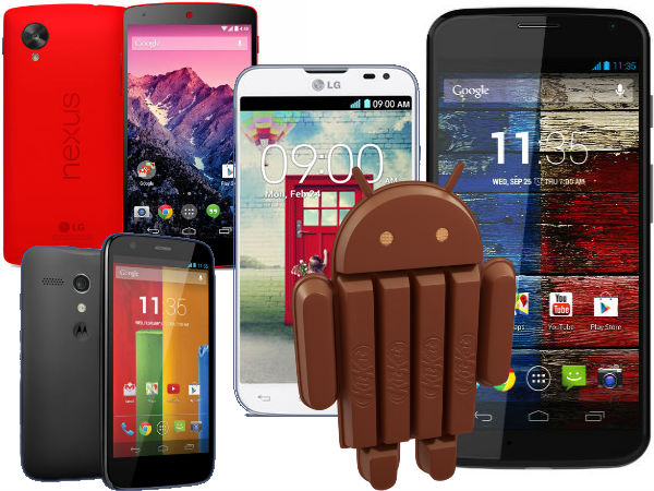 Recommended: Top 5 Android KitKat OS-Based Smartphones Available In India: Includes Moto X, LG L90, Nexus 5, Lg L70 And More
