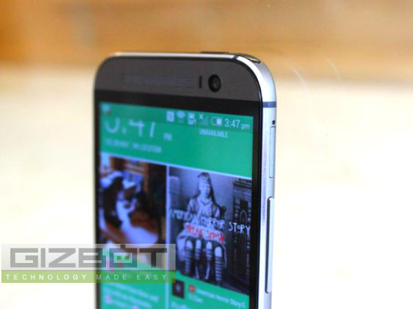 HTC One (M8) Hands on and First Look