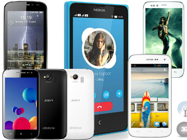 Recommended: Top 10 Android Smartphones in the Range of Rs 8,000 To Buy in India