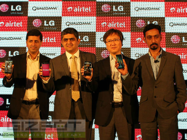 LG G2 4G LTE Variant With Officially Launched in India At Rs 49,000