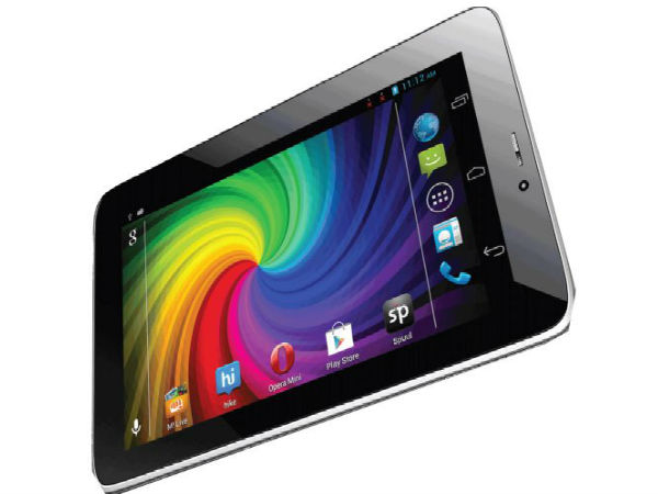 Micromax Canvas Tab P650E and Funbook Ultra HD P580 Launched in India