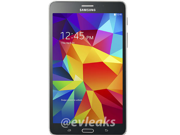 Samsung Galaxy Tab 4 7.0 Leaked Online: Expected Specs