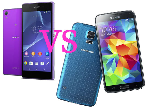 Samsung Galaxy S5 Vs Sony Xperia Z2: A High Profile Race to Top