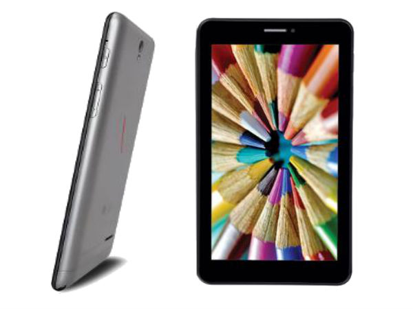 iBall Slide 3G17 Tablet With Dual SIM Support Now Available at Rs 7649