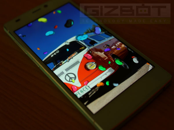 Gionee Elife S5.5 Hands-On and First Look