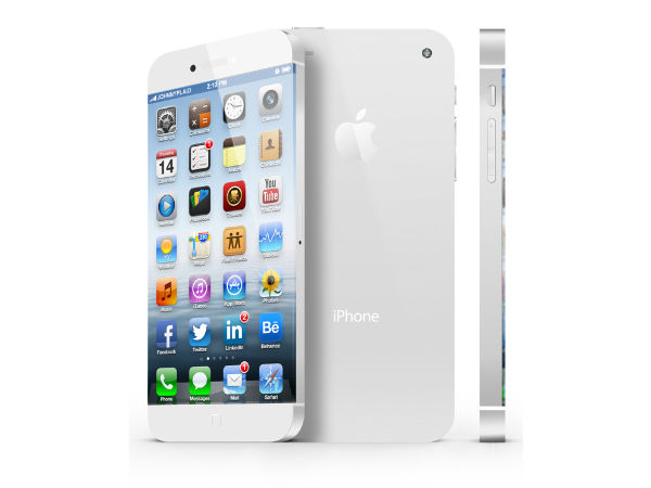 Apple iPhone 6 to Sport Ultra Retina Display and Thinner Body