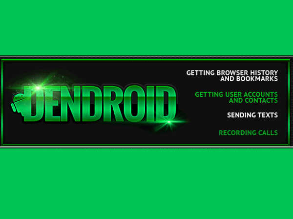 Android Smartphones in India Facing 'Dendroid' Virus Threat