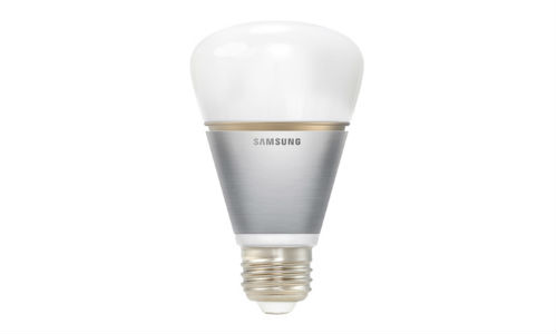 Samsung Takes on LG's Smart Lamp With Its Bluetooth-only Smart Bulb