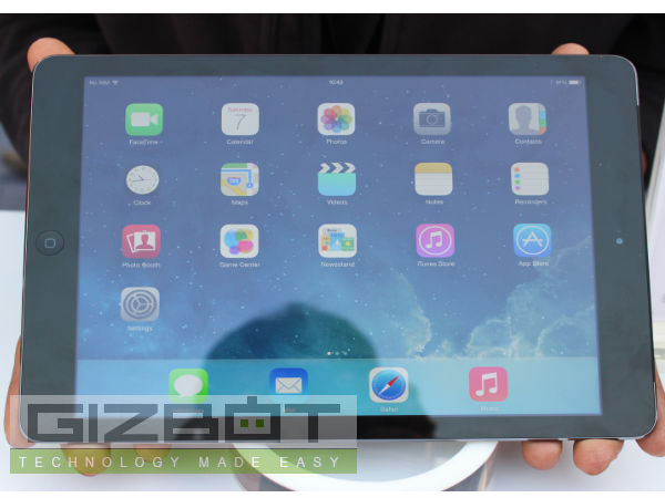 Apple iPad Air And iPad mini with LTE Support Launched Today