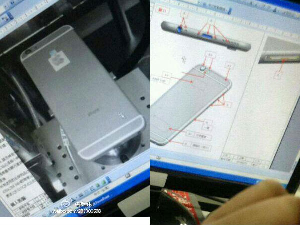 Apple iPhone 6 Latest Image Leak Show Protruding Camera