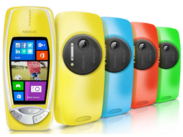 Nokia 3310 With 41MP Camera Could be the Greatest April Fool's Joke