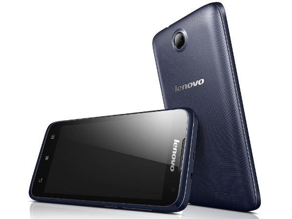 Lenovo A526 Launched At Rs 9,499: Features 4.5-inch Display and More
