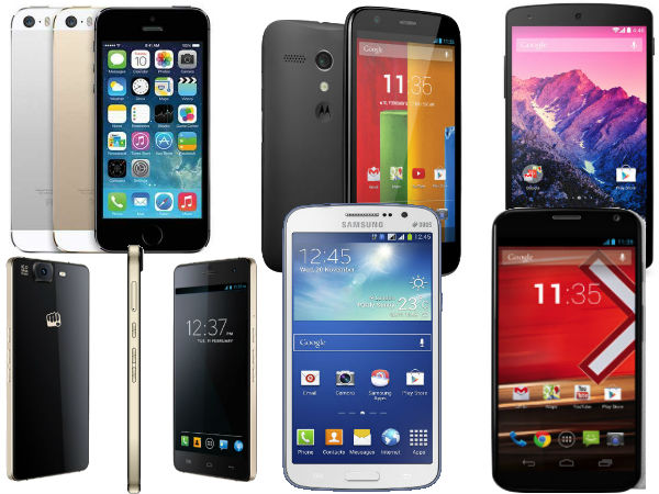 lg mobile 2014. Top 20 Feature-Rich Smartphones That You Could Buy In April 2014 - Gizbot Lg Mobile