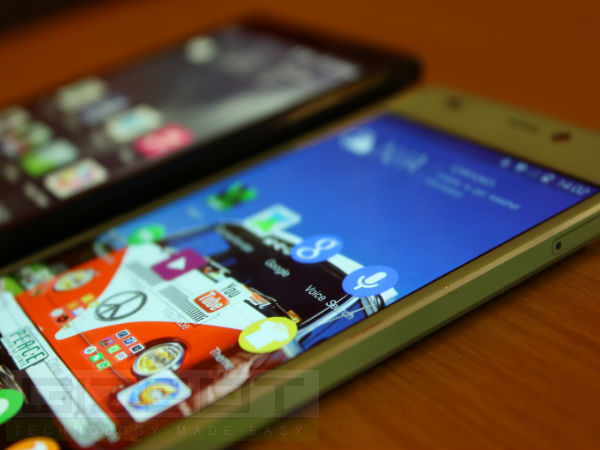 Gionee Elife S5.5 Vs Elife E7: Who Wins the In-House Smartphone Battle