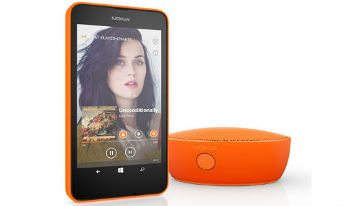 Nokia MD-12: Bluetooth Speaker Announced at Microsoft's BUILD 2014