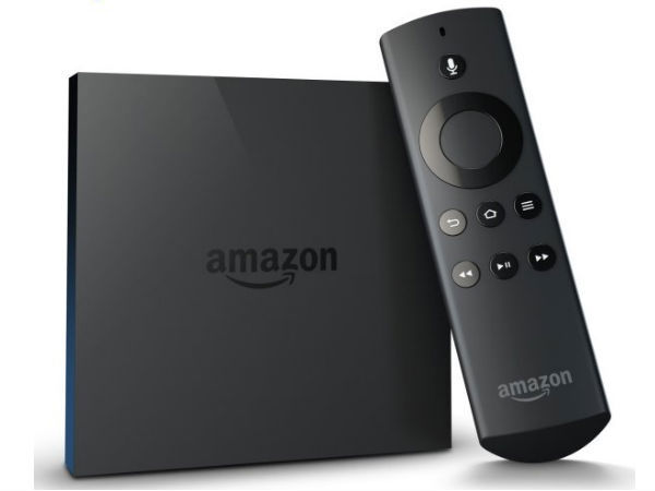 Amazon Fire TV Unveiled with Voice Command, Gaming and More Features