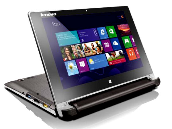 Lenovo IdeaPad Flex 10 Notebook Launched in India Starting At Rs 25990
