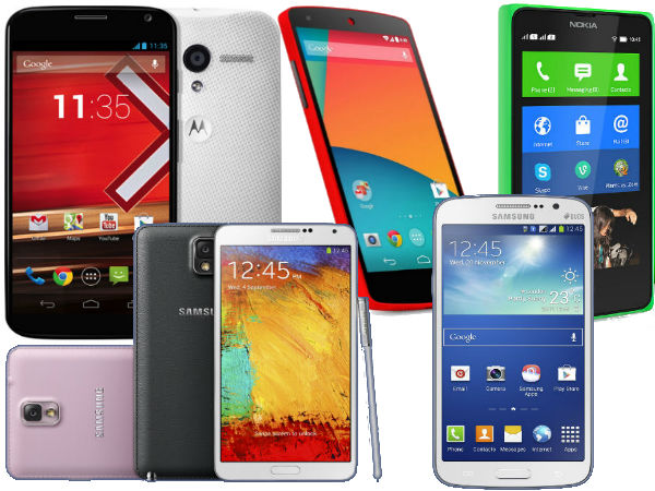 Top 10 Hottest Android Best Smartphones To Buy In April ...