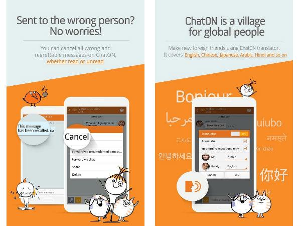 Samsung ChatON 3.5 Brings Hindi Language Support and More