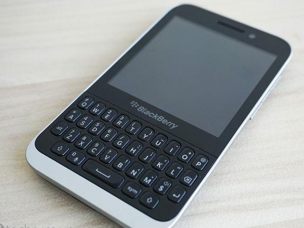 BlackBerry Kopi: A Low-End Smartphone Leaked Online