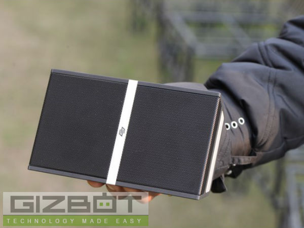 Soen Audio TRANSIT Portable Bluetooth Speakers: Hands On Review