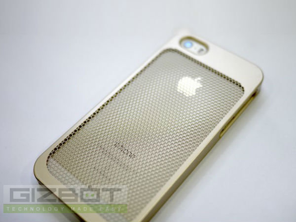 iPhone 5S Mesh Covers Launched in India, Price Starts at Rs 1,999