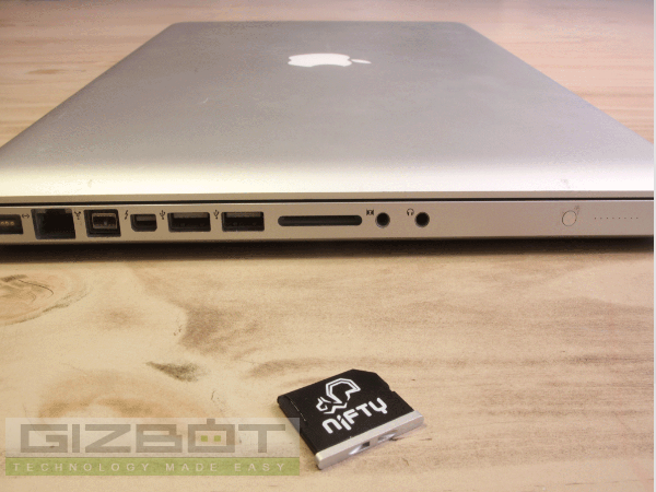 Love4Apple Brings Nifty Drive For MacBook Pro in India At Rs 2,999